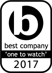 Best Companies one to watch logo