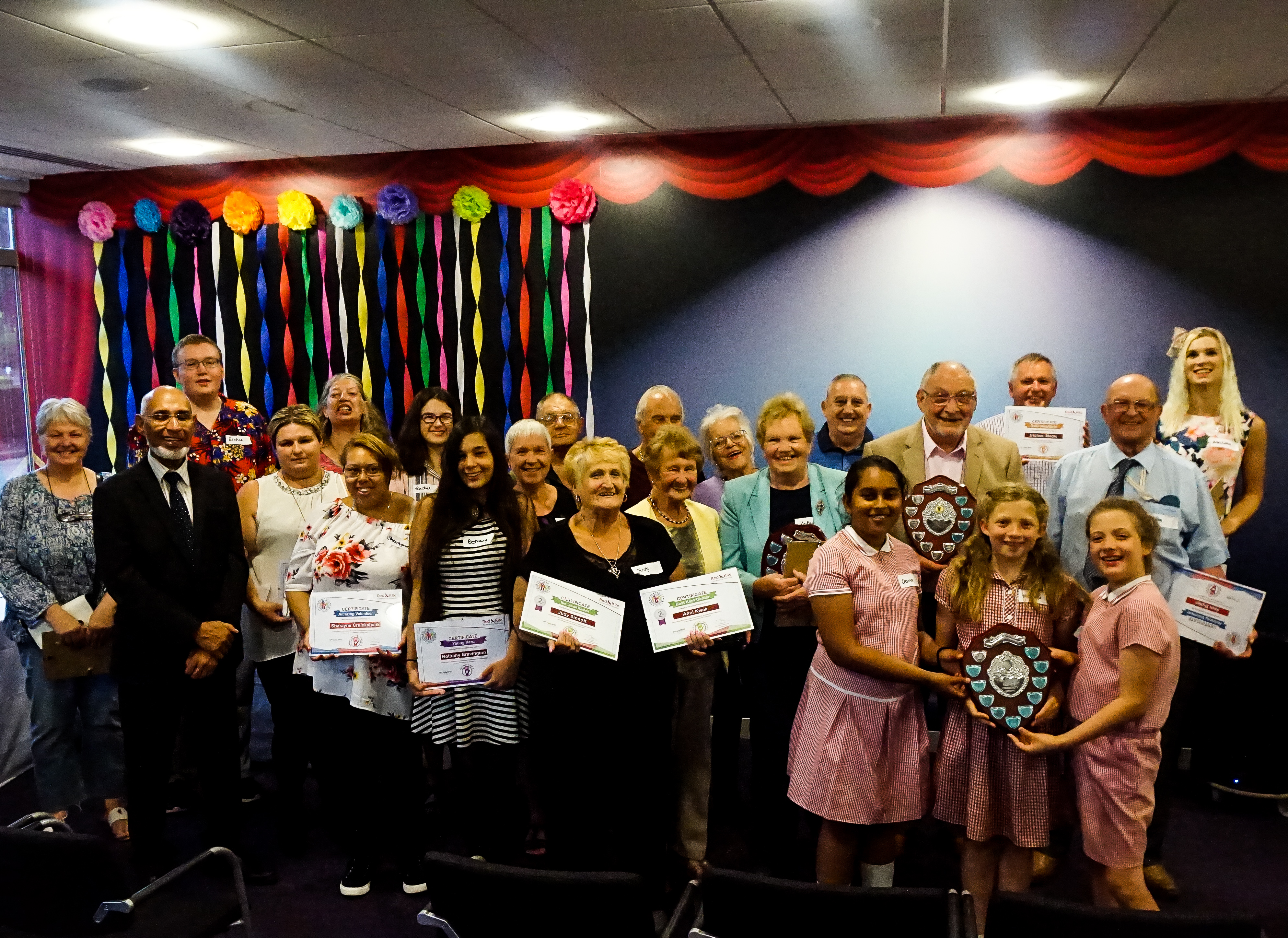 Neighbourhood Award winners 2019