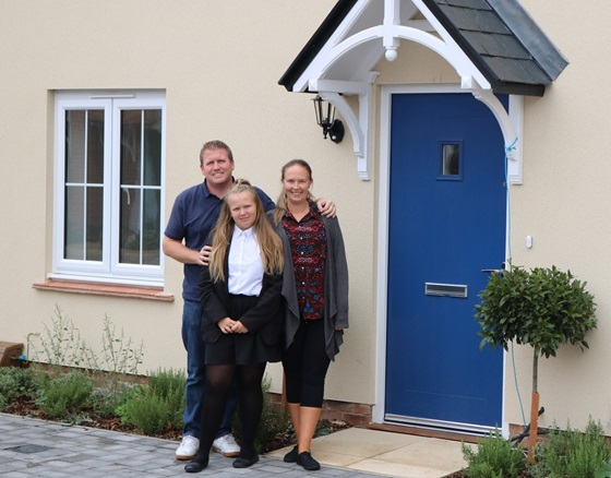 Thame Road shared ownership