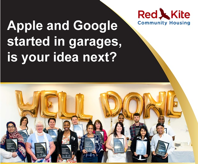 business course, Red Kite Community Housing